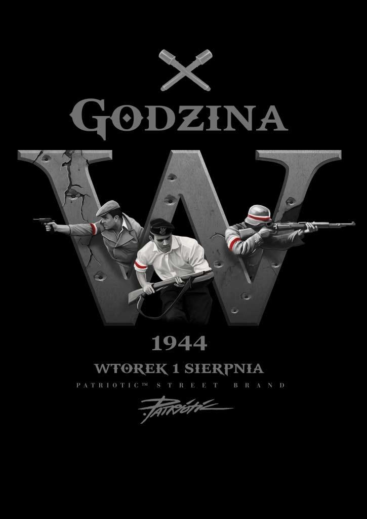 godzina W, Powstanie Warszawskie, II Wojna Światowa