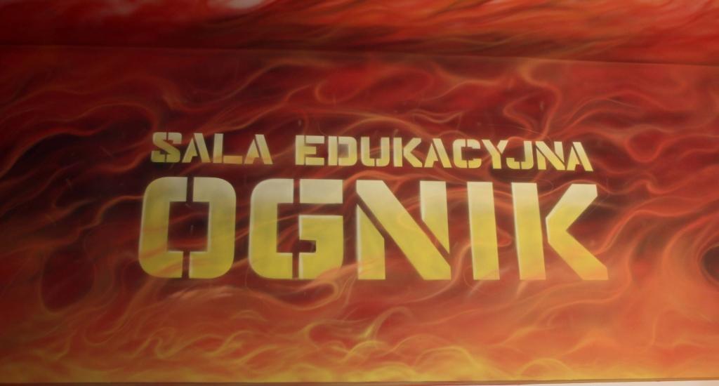 wejście do sali edukacyjnej