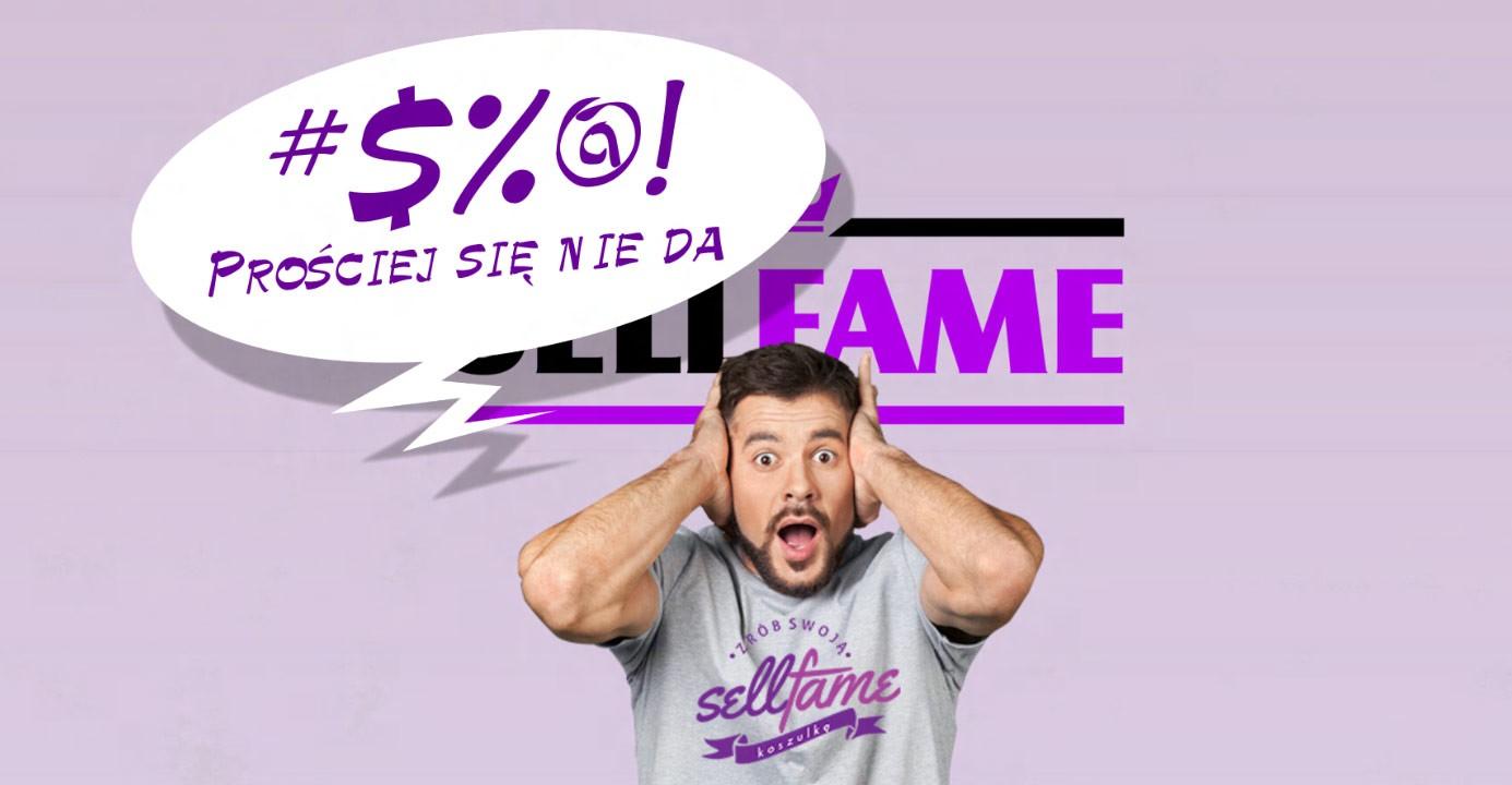 sell fame platforma sprzedaży koszulek