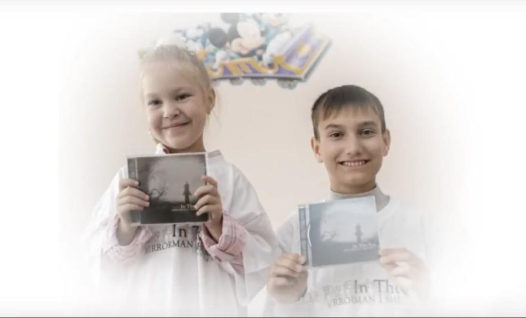 dzieci z Czarnobyla, pomoc, in the fog