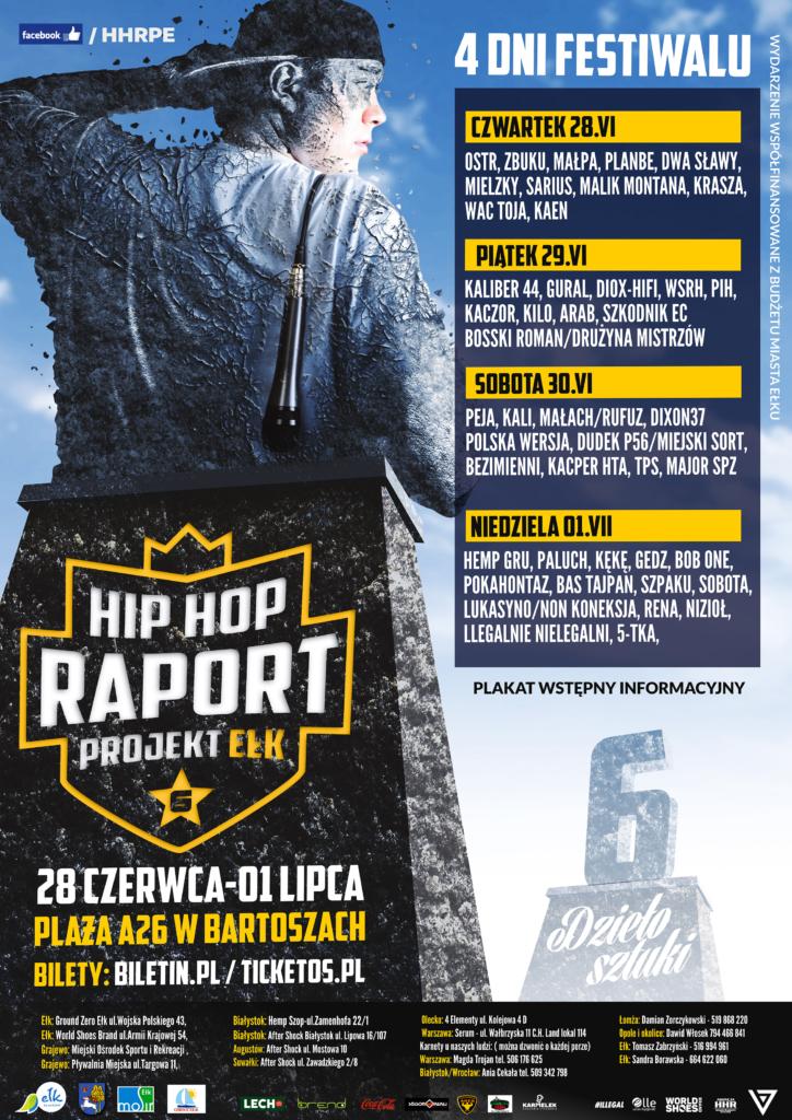 Hip Hop Raport Projekt Ełk 6