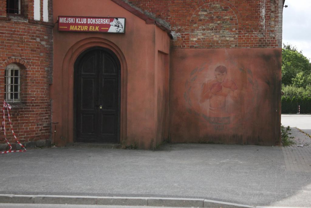 Miejski klub bokserski Mazur Ełk