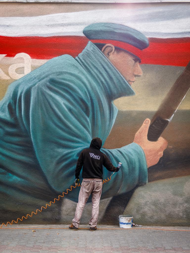 jak namalować żołnierza, I wojna światowa