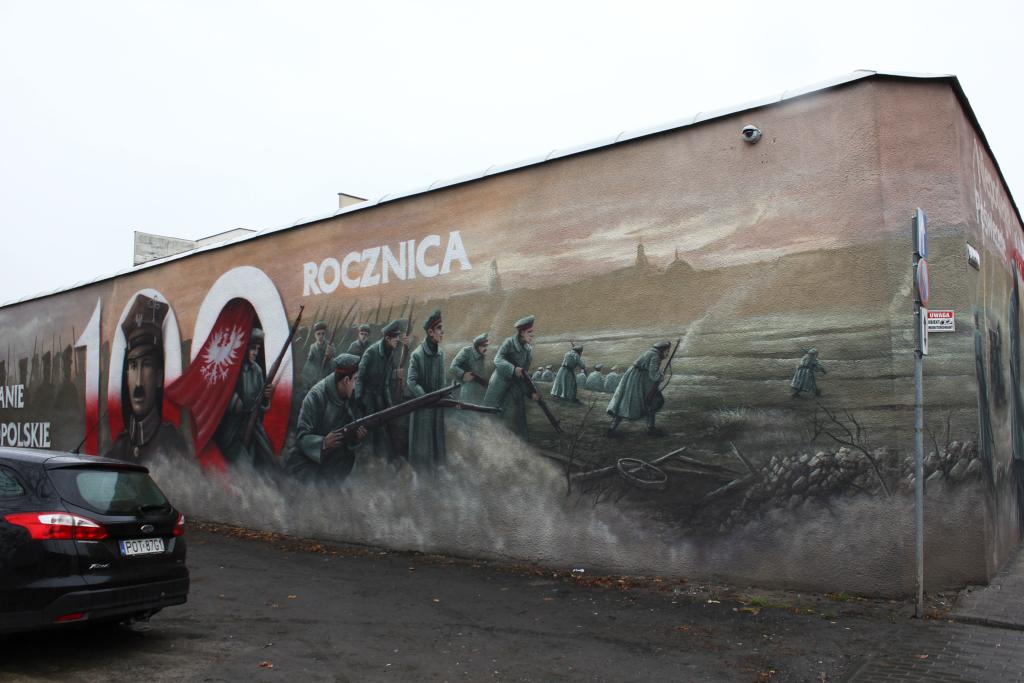 Ignacy Busza, żołnierze Rawicza, bitwa, niepodległa, 100 lat,