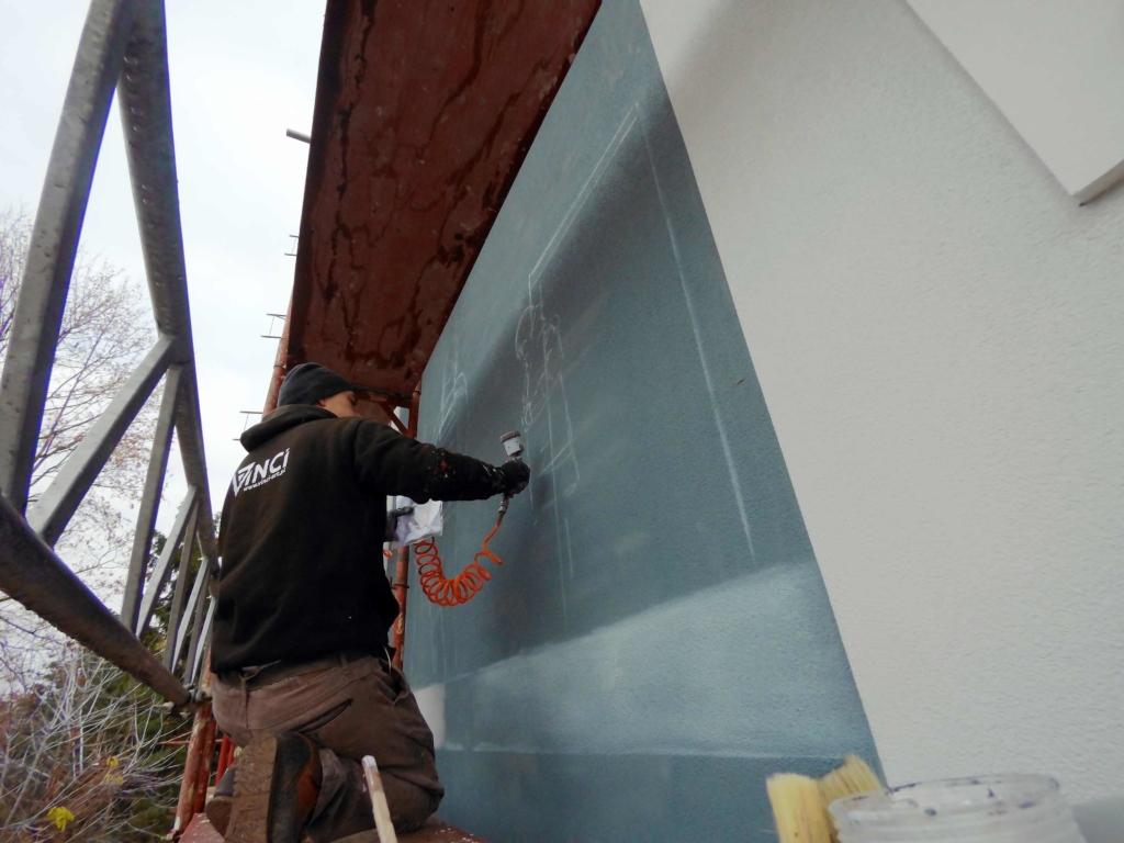 konkurs, malujemy, szkicujemy, murale