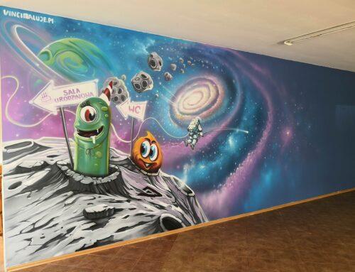 Sala zabaw Kosmolandia