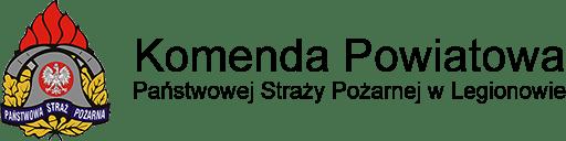 logo PSP Legionowo