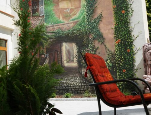 Mural 3d-Hotel Rydzewski